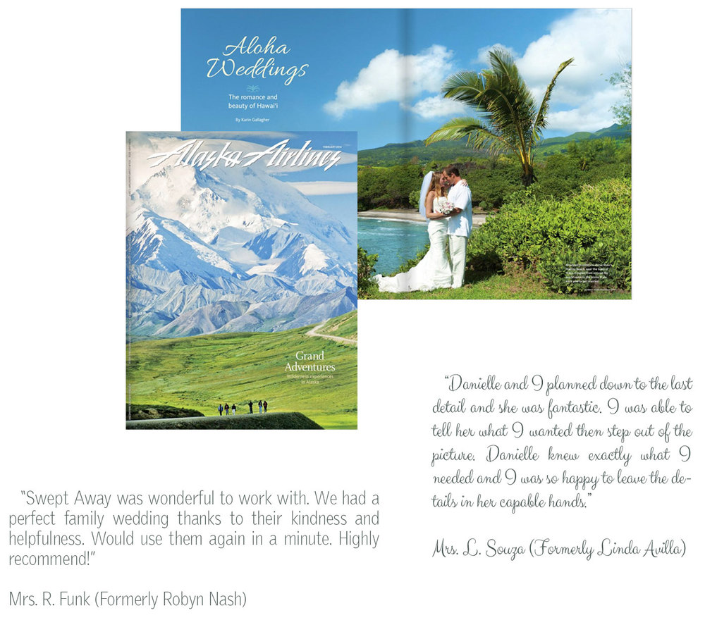 Hawaii Wedding Planner Big Island