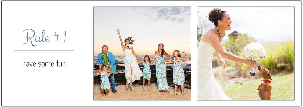 Big Island Best Wedding Planning Advice