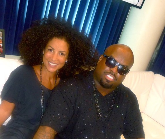 Melissa Meister and Ceelo Green.jpg