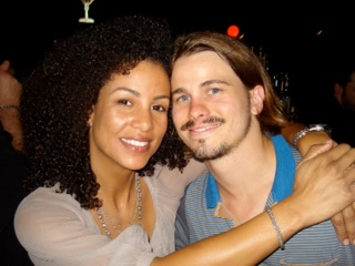 Melissa Meister and Jason Ritter.JPG