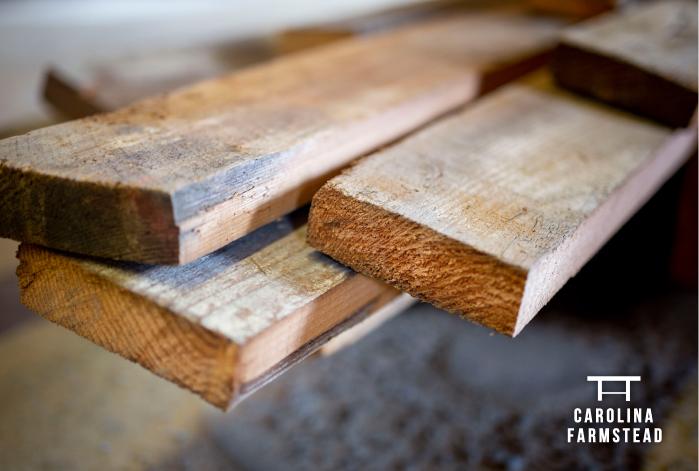 Carolina Farmstead Handcrafted Farm Tables