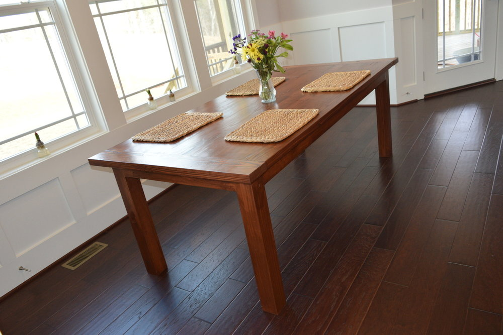 Fork and Knife Table