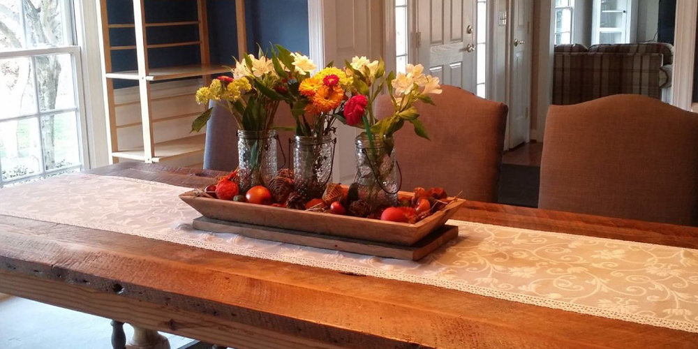 4 Fall Ideas to Spice Up Your Farm Table -