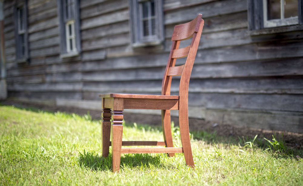 2 FREE Chairs! - Through 11/30/18, purchase one of our standard Farm Table styles and receive a pair of matching chairs or stools with your order! Simply submit the form below and we'll be in touch about your project!Farm Table Features:- Reclaimed, solid wood North Carolina pine- Available in rough or smooth surface- Choose among 14 Farmstead Hues stains- 10 standard styles with solid wood or sturdy metal bases- Custom-built tables also available