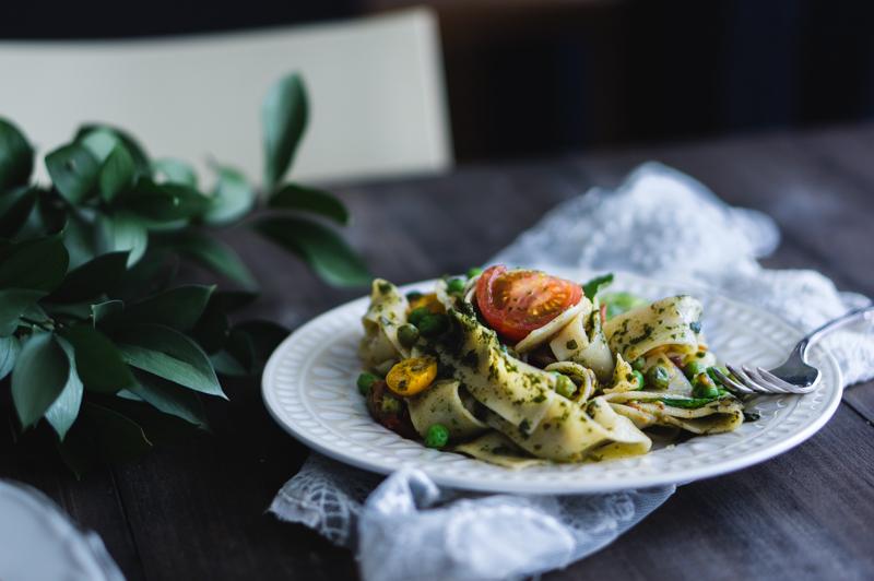 Papardelle pasta recipe