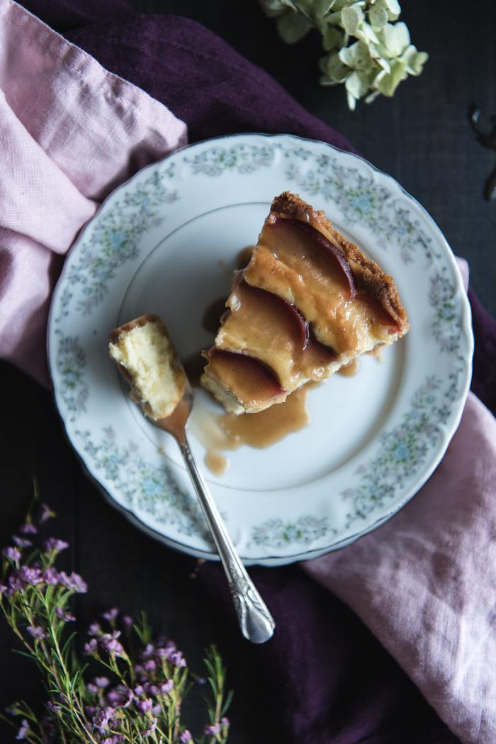 Sugar plums cheesecake recipe