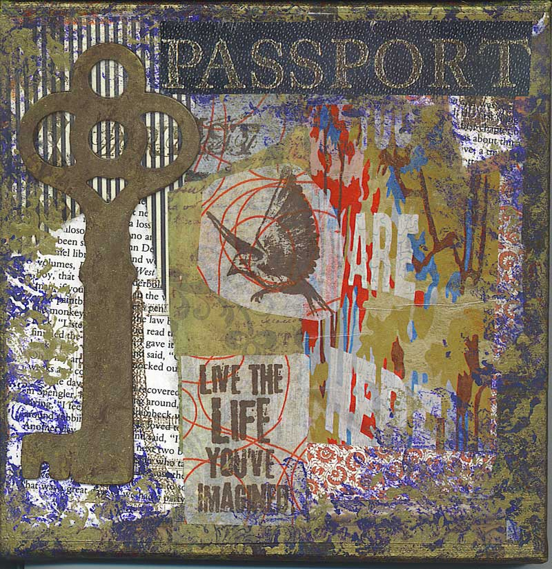 """Passport to Here"""
