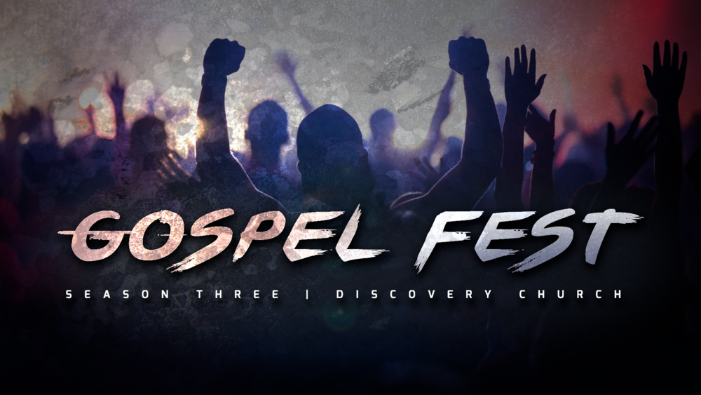- GOSPEL FEST 2017 is right around the corner! Our very own Discovery Worship will be performing live at the Brighthouse Amphitheater, along with Hawk Nelson, and many other local worship groups! Gospel fest is happeningSunday, October 1, at 3 pm. Admission is totally FREE! See you there.