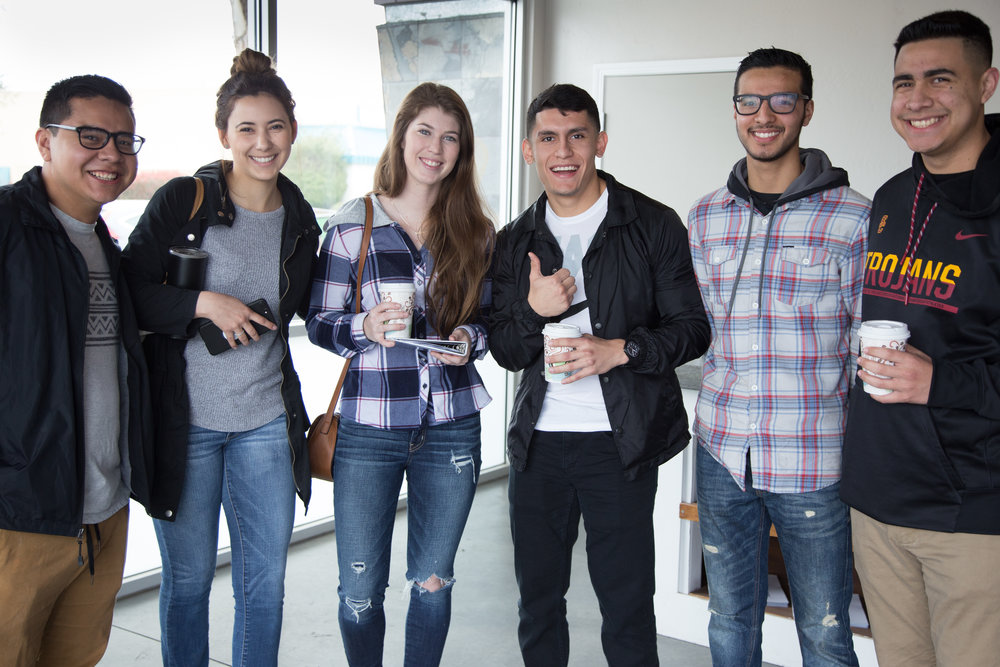 GET CONNECTED - INTO A YOUNG ADULT SMALL GROUP
