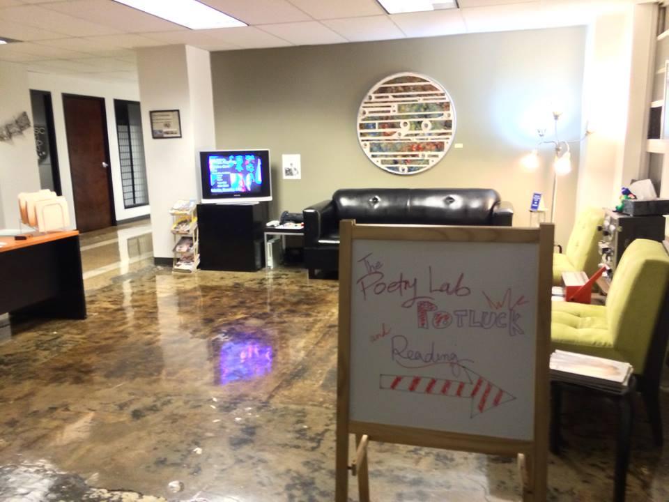 WE Labs Lobby