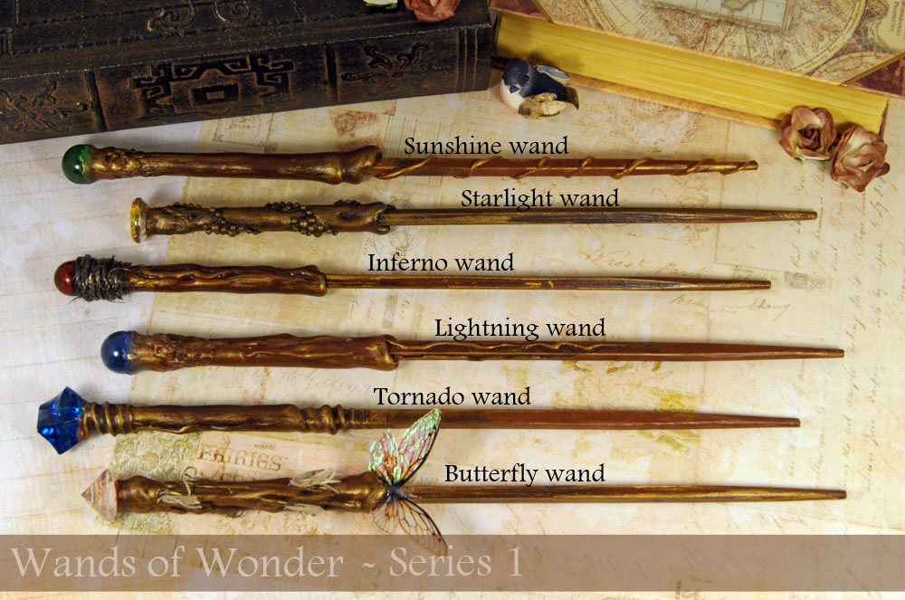 Wands of Wonder - series 1