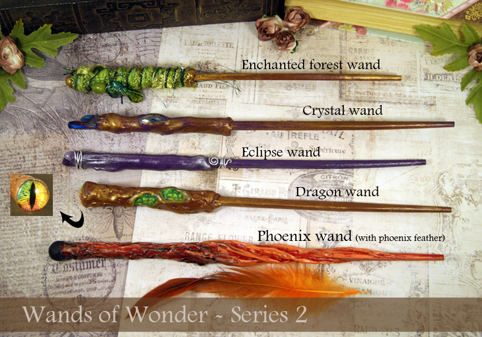 Wands of Wonder - series 2