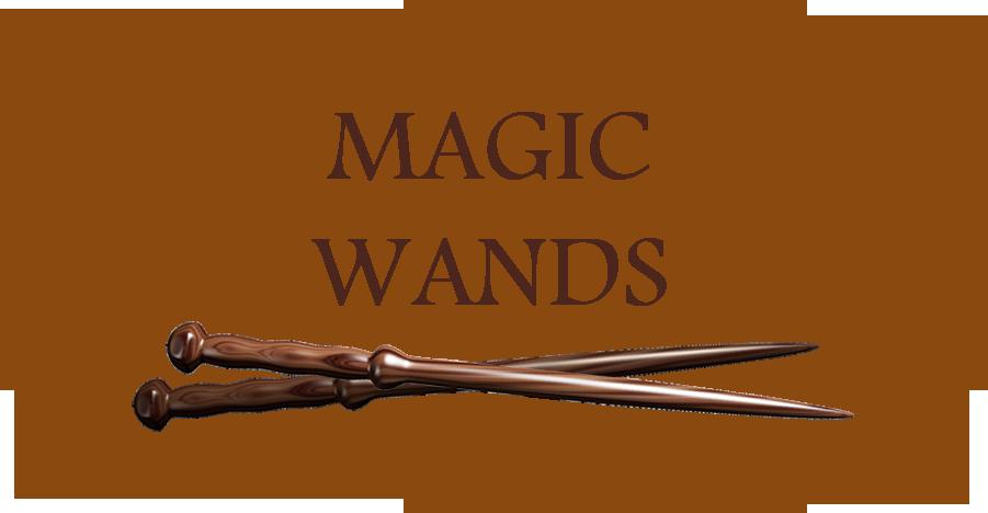 Wizard Craft Academy Magic wands
