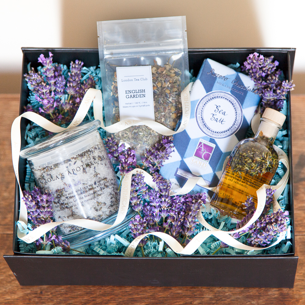 Tranquil Island Gift Set