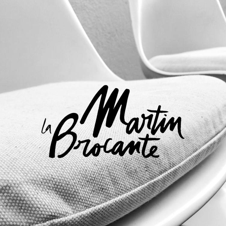 IDENTITÉ - Martin la Brocante