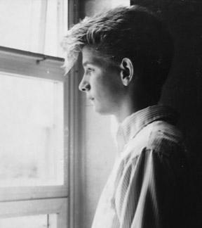 Brooke Rogers circa 1985