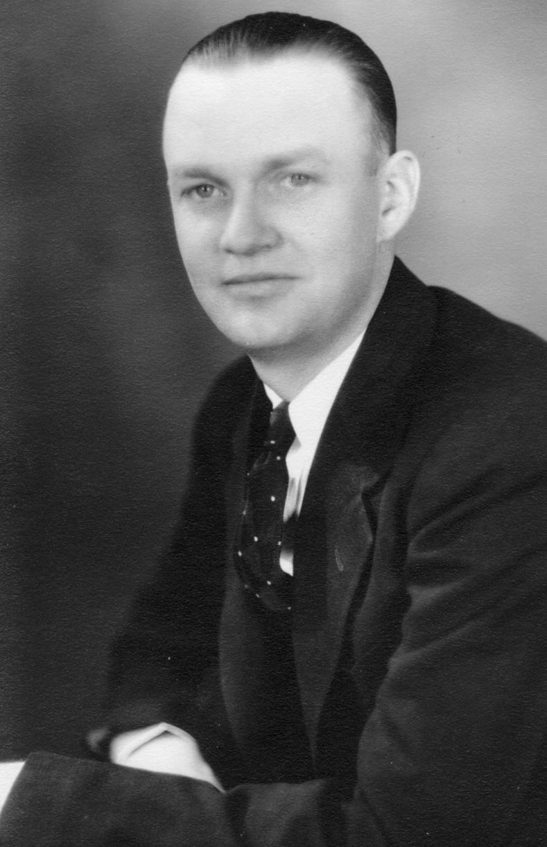 Filmmaker,Goodwin Thomas Thompson, approx. 1936 (image courtesy of Philip Thompson)