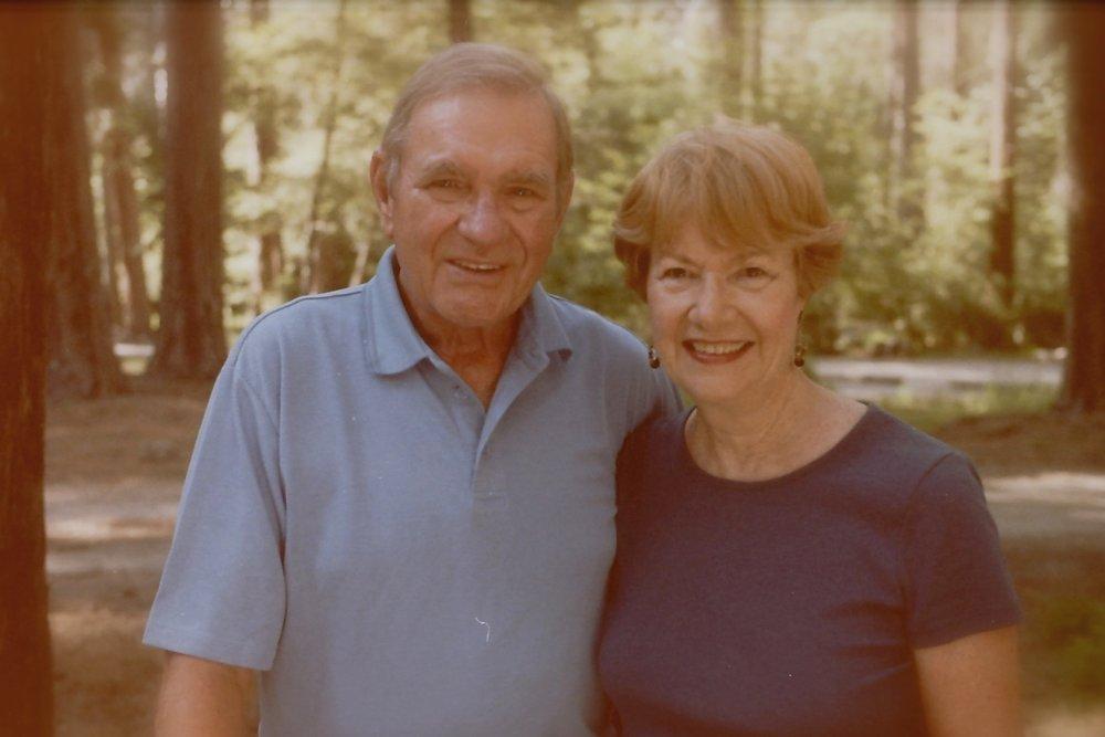 Lee & Darlene Talbott (image copyright, W.L. and D.K. Talbott Trust)