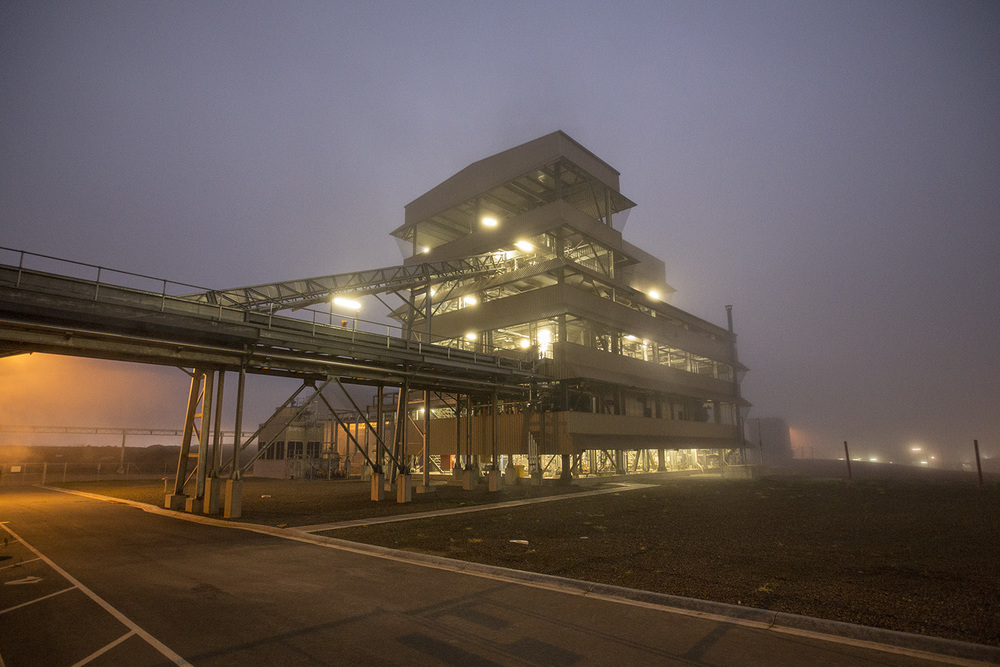 ROBE's Plant located in Wagga Wagga, Australia