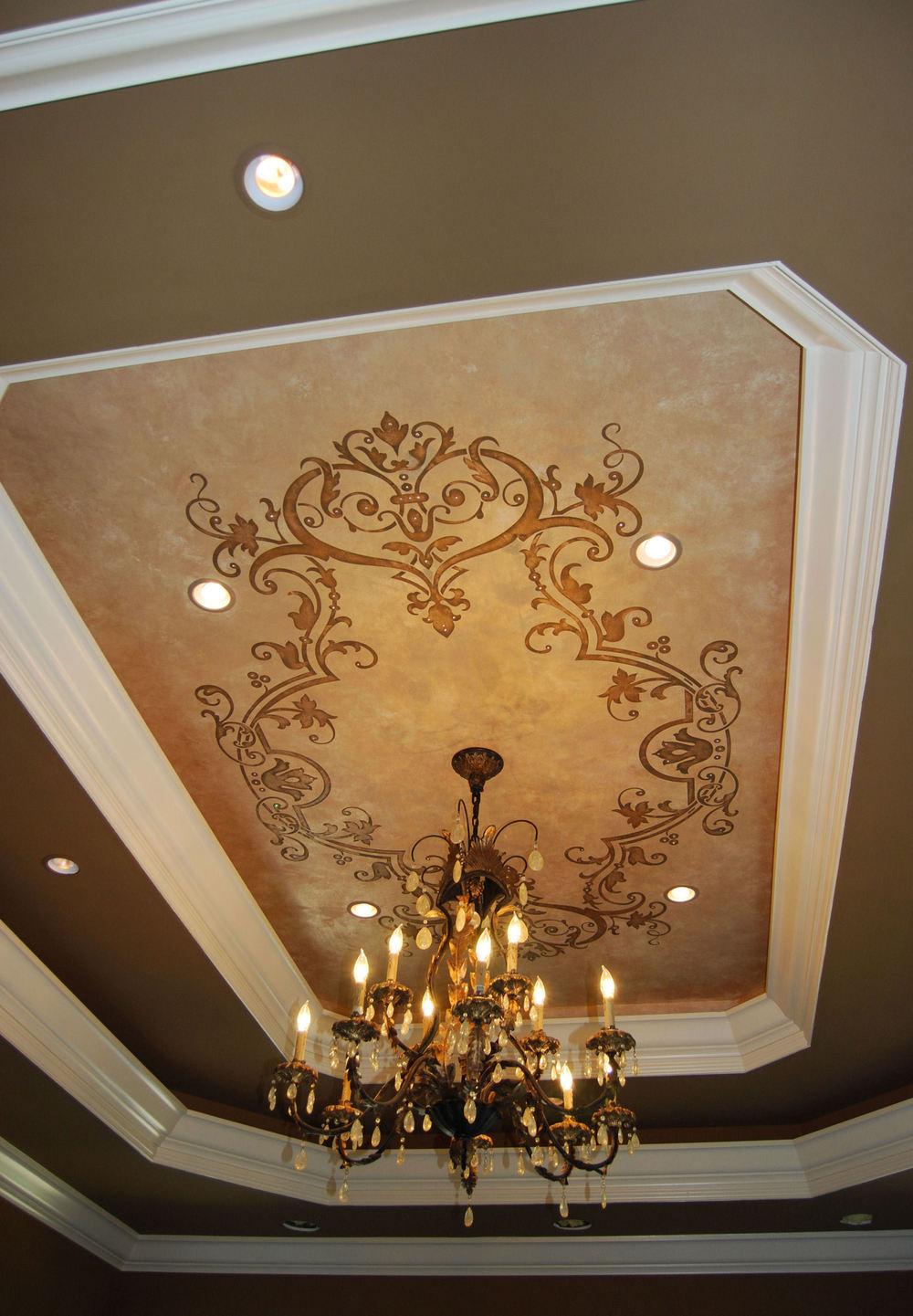 Modello ceiling design