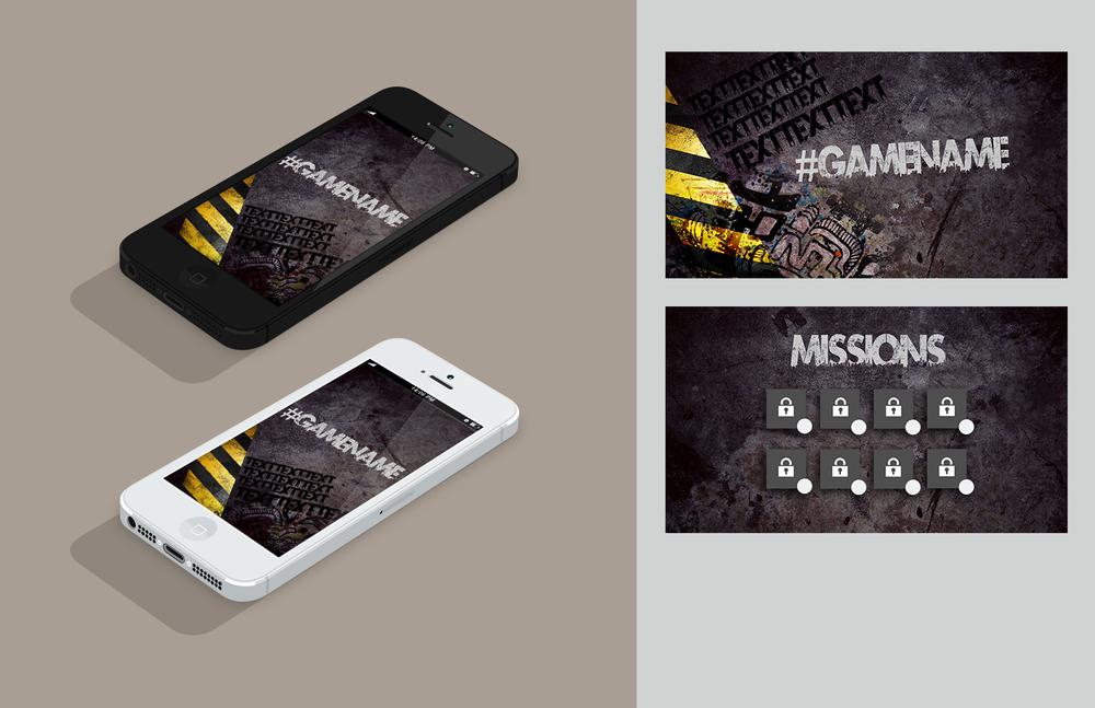 IOS: UI & Graphic Design