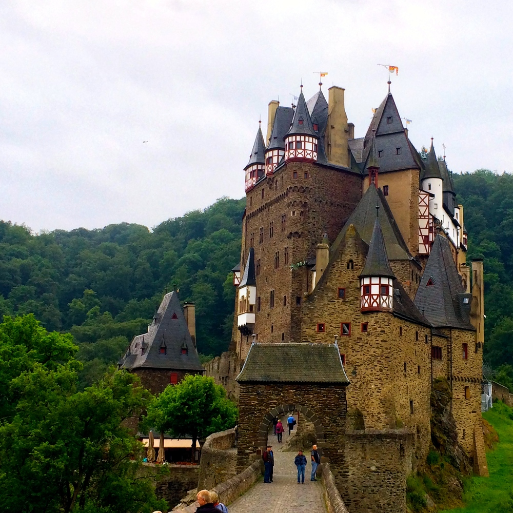 Burg Eltz (Eltz Castle), Münstermaifeld, Germany