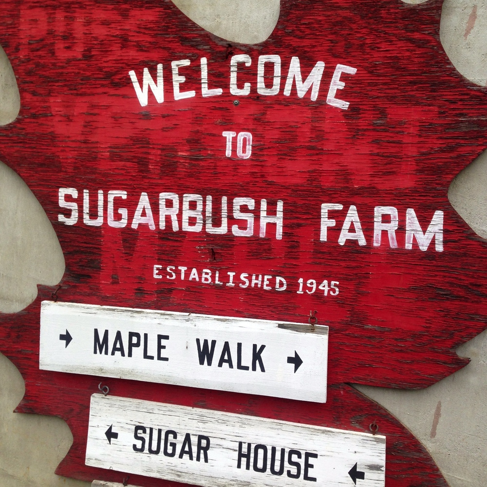 Sugarbush Farm, Woodstock
