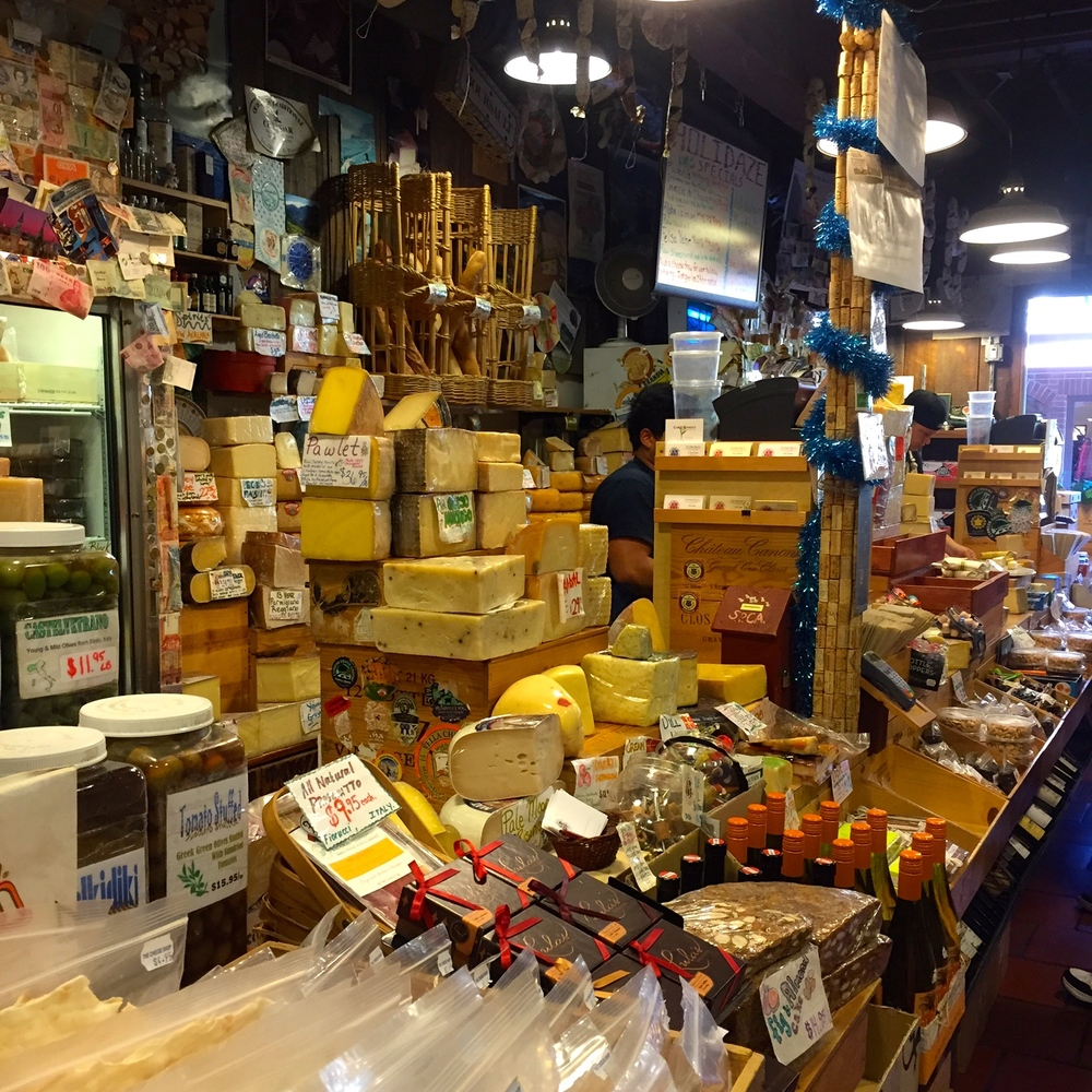 The Cheese Shop, Carmel