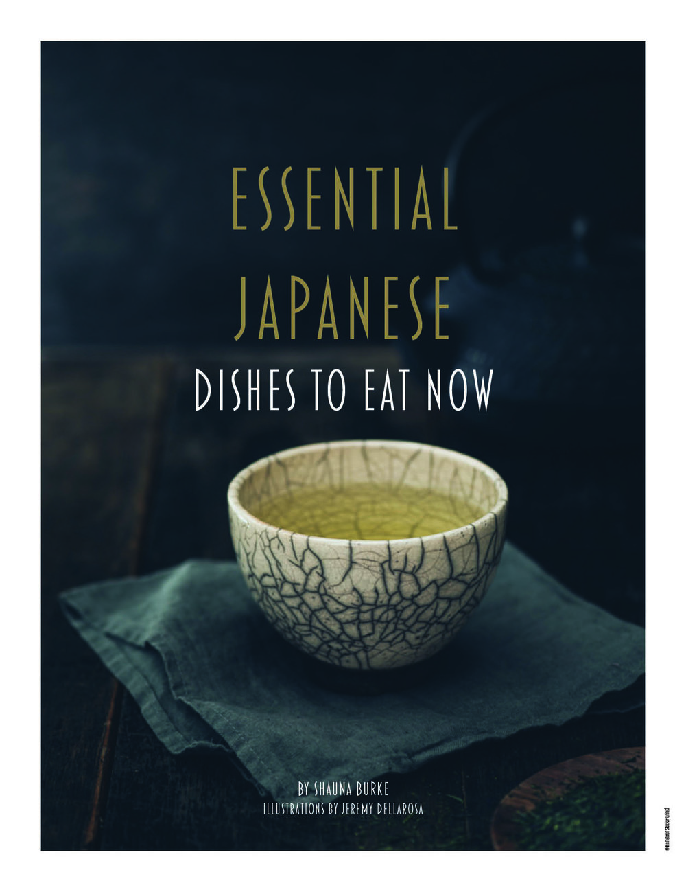 Essential Japanese Dishes /  Edible LA