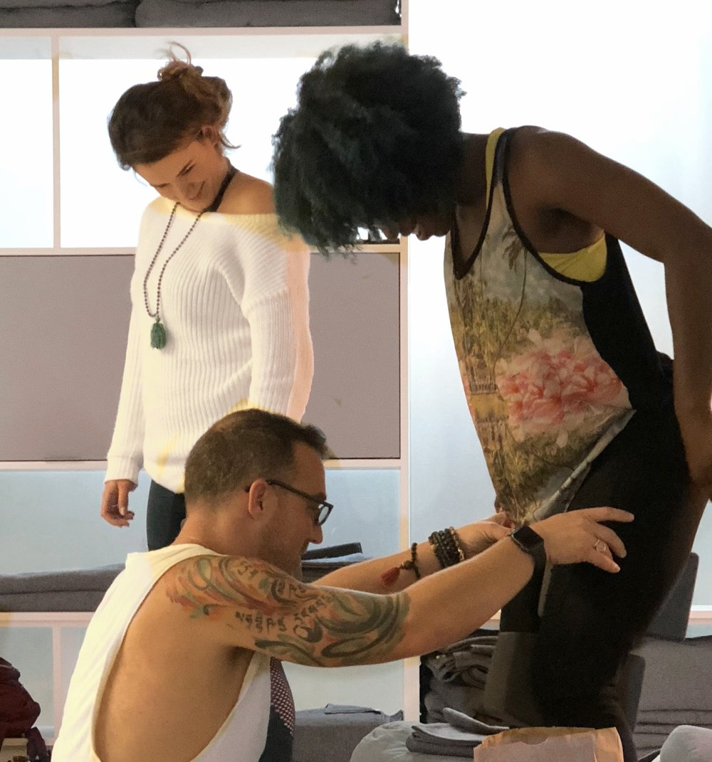 Manual Therapy -
