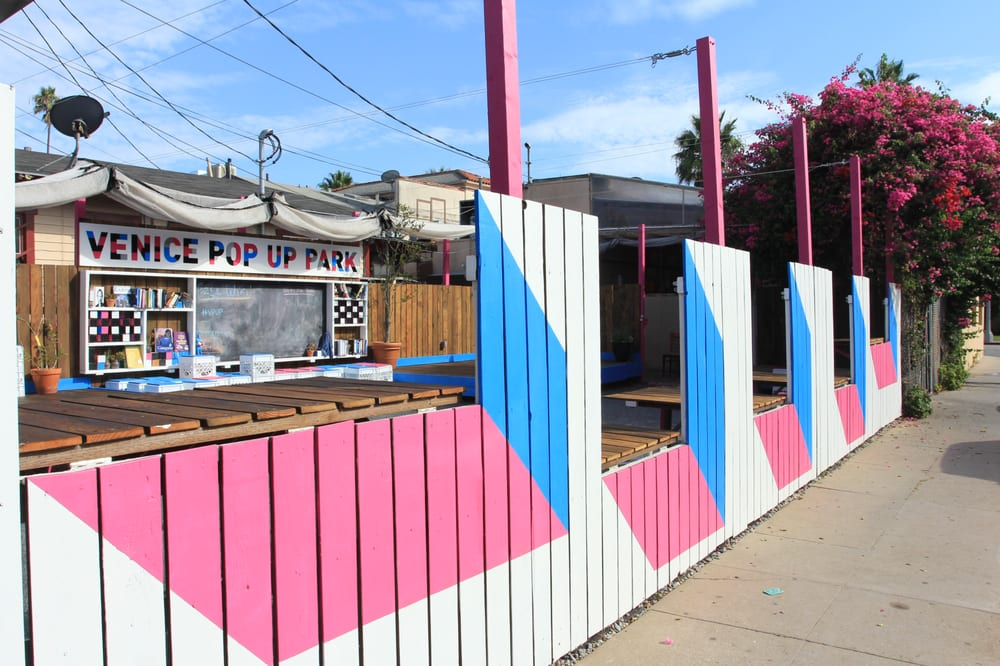 Venice Pop Up Park