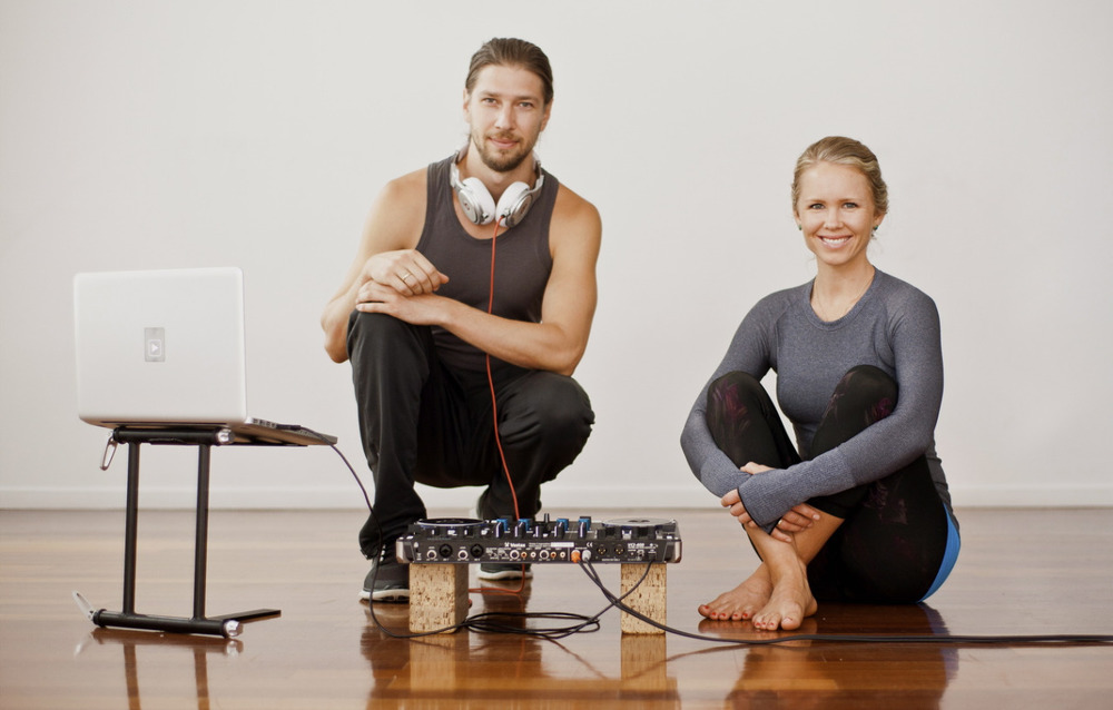 REBOOT   Thursday, Sept 19th  745pm   The Pad Studios   1694 Union St. in San Francisco   Join us for our monthly REBOOT yoga party. DJ Ryan Lucero brings in his own sound system for 75 minutes of an uplifting, soulful soundtrack to my power flow class. Everyone is welcome!   Pressed Juicery, VEGA drinks, KIND Bars and SOS Hydration drink are all served after class until 10pm so you have plenty of time to meet fellow yogis.   $25 ticket price includes healthy treats.   Tickets and more info at:http://thepadstudios.com/2013/08/reboot-with-nicole-and-dj-ryan-lucero-3/