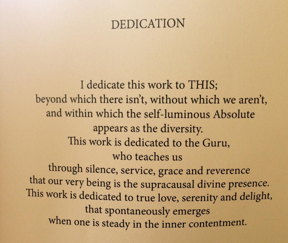 Yoga Sutras.