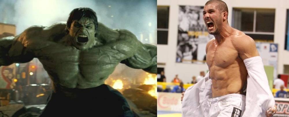 A scream that would make me quiver... ohh and The Hulk screaming as well