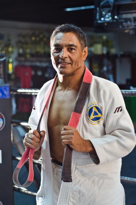 GM Rickson Gracie