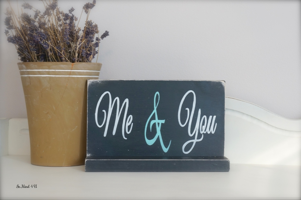 Custom Sign by In Mind 4 U