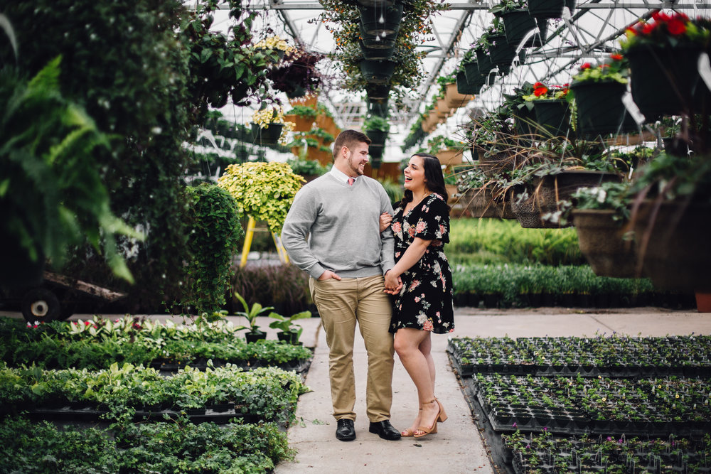 MARGIE + JACKSON - COOK'S GREENHOUSE