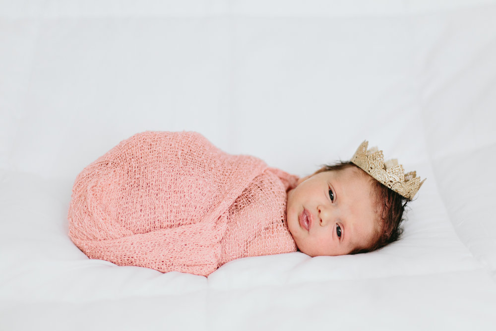 OCTAVIA AZUREE AMENDOLA - NEWBORN