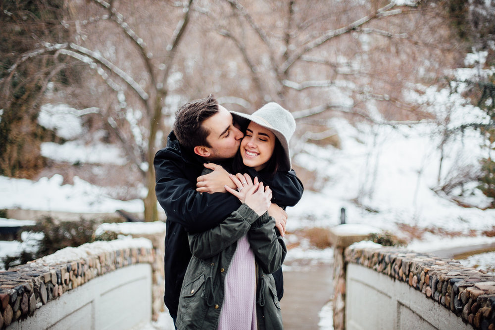 JADE + BEN - DOWNTOWN SLC