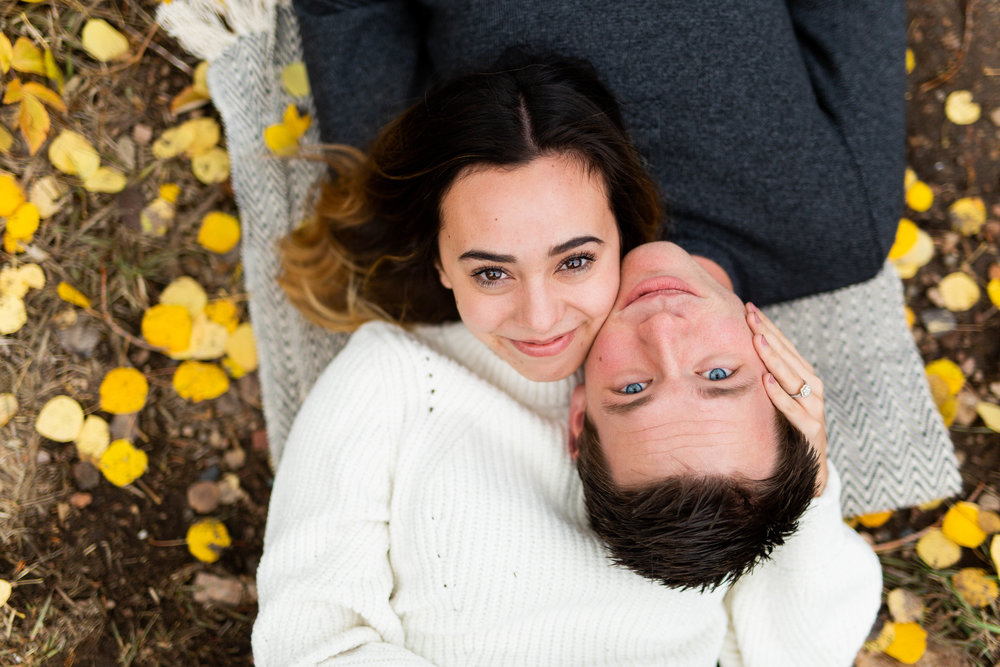 MELEAH + KYLE - BIG COTTONWOOD CANYON