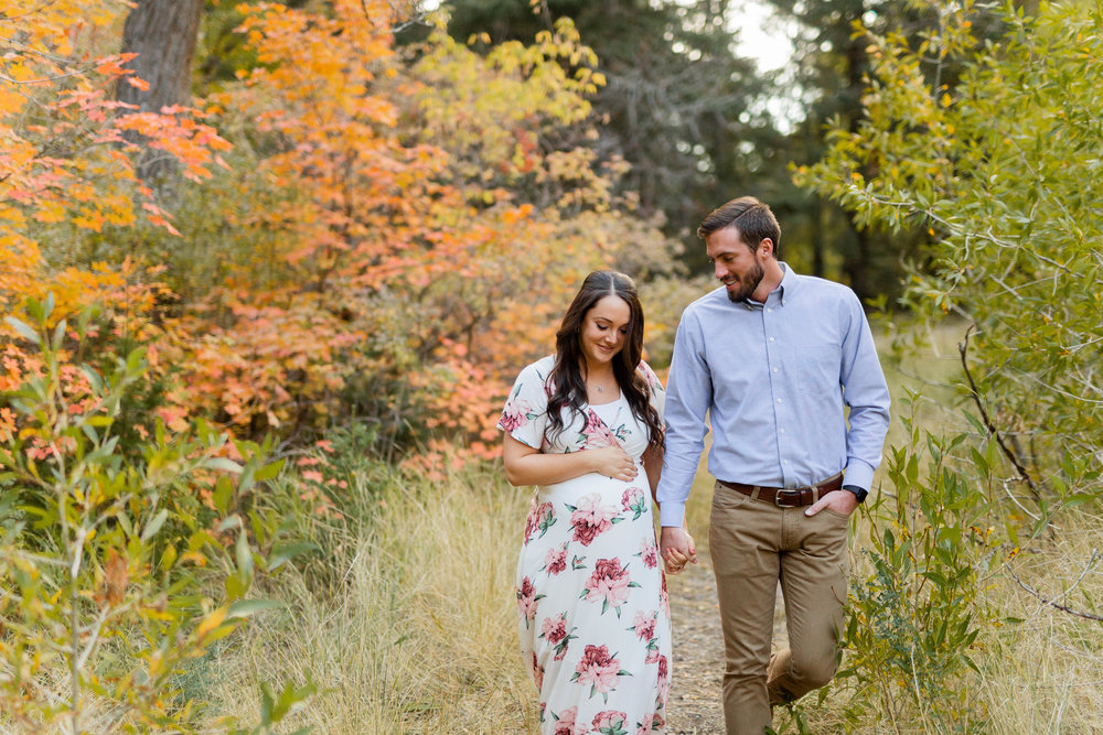 KATEY + HUNTER - MATERNITY