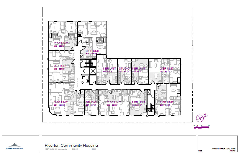 Floors 2-6