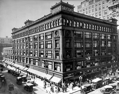 Dayton's,   the original department store located in the Macy's space (NPR)