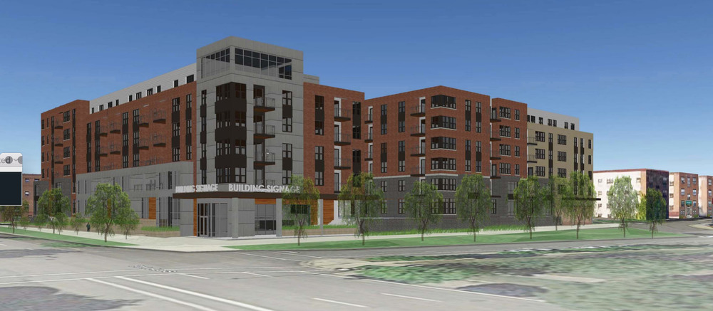 1400 Park rendering  |  BKV Group