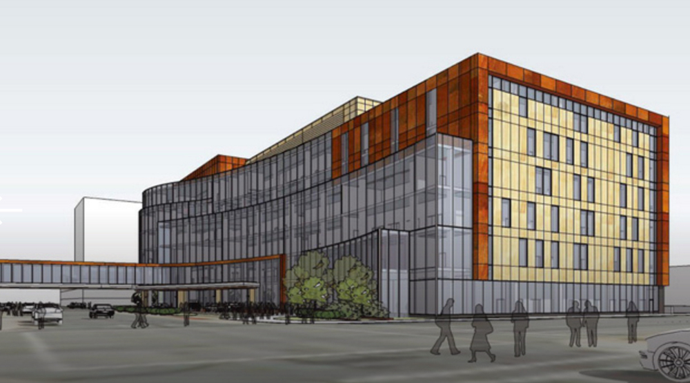 HENNEPIN COUNTY MEDICAL CENTER EXPANSION   HEALTHCARE  DOWNTOWN EAST