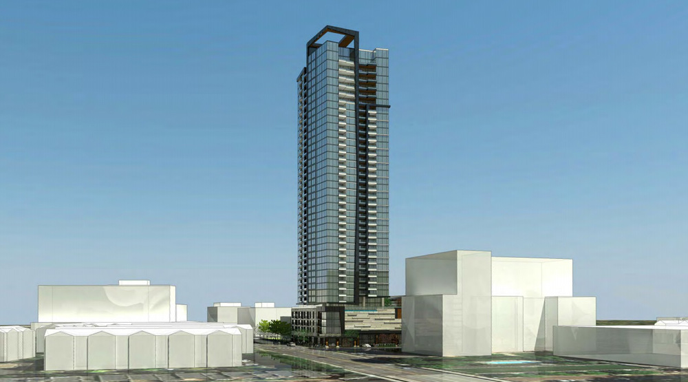ALATUS TOWER   MIXED-USE (COMMERCIAL/RESIDENTIAL)  200 CENTRAL AVENUE