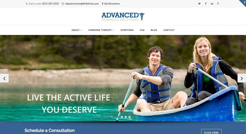 Advanced Hormone Solutions