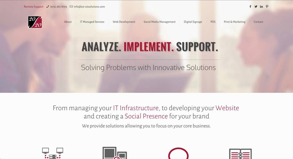 20/20 Solutions Inc.