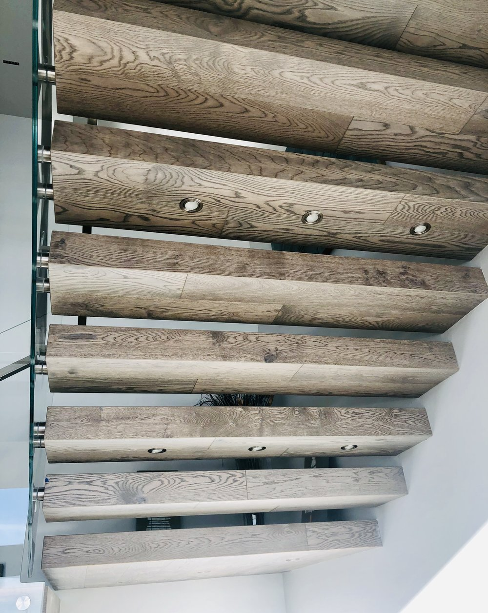 UNDER STAIR LIGHTING, ELECTRICAL IN WEST VANCOUVER