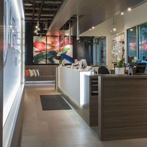 FULL CHIROPRACTIC CLINIC TENANT IMPROVEMENT [PERFORMANCE CHIROPRACTIC], SOUTH SURREY